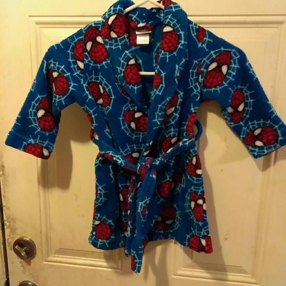 Marvel Other - Spider Man Robe 2T _ 3T